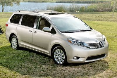 used 2015 toyota sienna review ratings edmunds | autos post