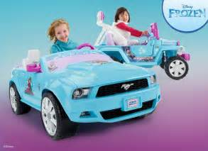 Frozen Electric Car Australia Power Wheels Powered Ride On Cars Trucks For