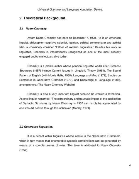 noam chomsky biography ppt language acquisition device etame mibawa co
