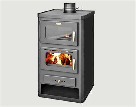 Best Kitchen Design For Small Space by Cast Iron Stoves Duo 16kw Oven Cooker Stove With Back
