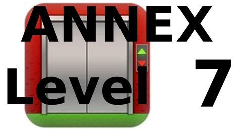 100 floors free annex level 7 100 floors annex level 7 walkthrough