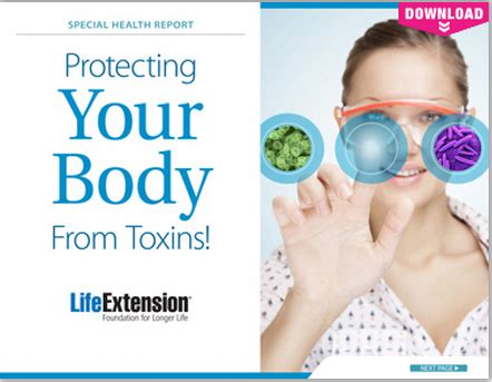Ala Detox How Much To Take by The Extension Special Report Protecting Your