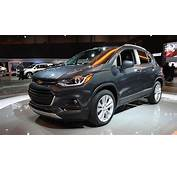 2017 Chevrolet Trax  2016 Chicago Auto Show YouTube