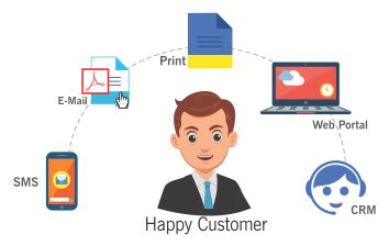 your customers customer experience management in telecommunications books customer communications management ccm software omni
