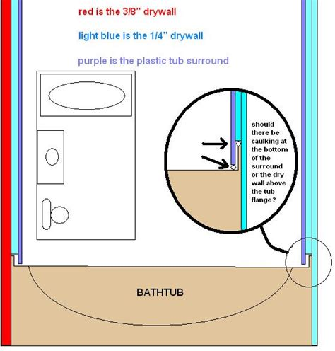 How To Install Drywall Around A Bathtub by Manufactured Home Bathroom Renovation Drywall Questions