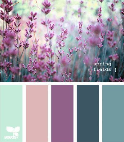 lavender color scheme seeds design color palette lavender diy in