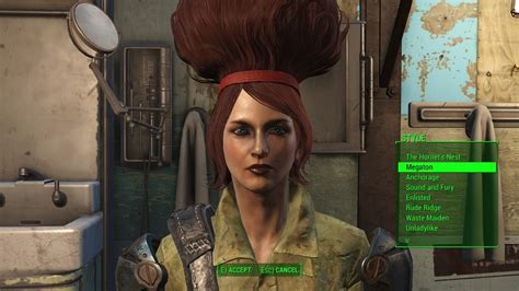 gallery of fallout 3 hair styles fallout 4 where to find la coiffe magazines location guide