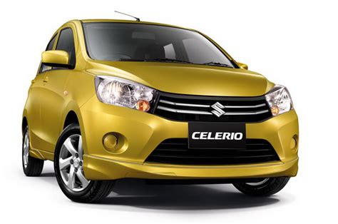 Suzuki Small Car Range New Kid On The Block The And Compact Suzuki Celerio