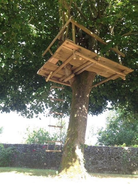 Cabane Arbre Enfant by Construire Une Cabane Iii Dans Les Arbres Toysfab