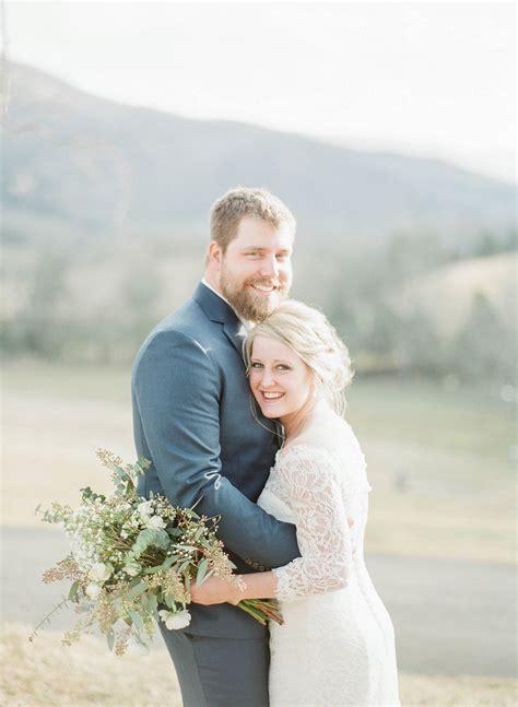 Rachel & Austin   Lexington, VA Wedding   Jillian Michelle