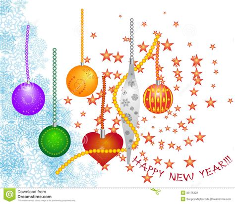 new year toys and new years toys stock photography image 35175322
