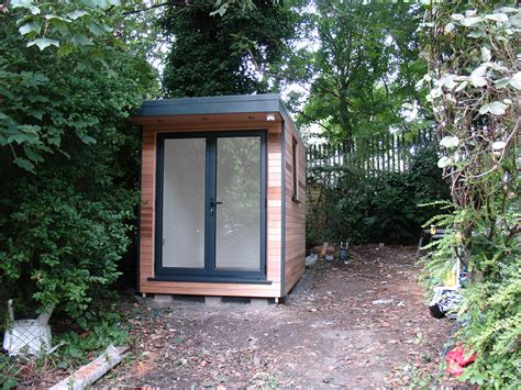 Garden Rooms Ideas Woodland Garden Studio Retreateden Garden Rooms