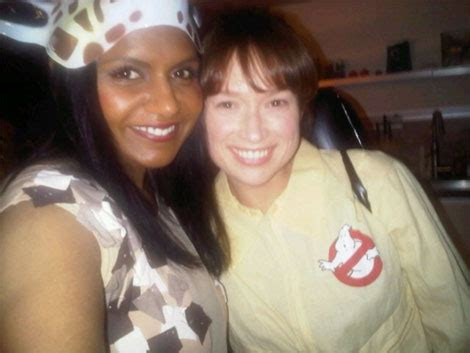 mindy kaling halloween costume our favourite celeb halloween costumes showbiz part 4