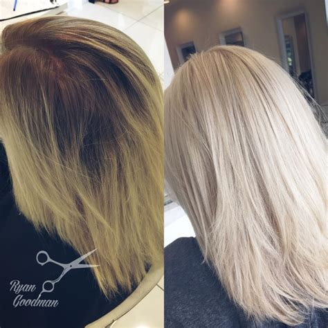 toner for bleached blonde hair new get yellow out of bleached hair hair doctor