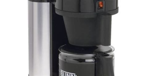 bunn nhbx b generation 10 cup home coffee brewer in black