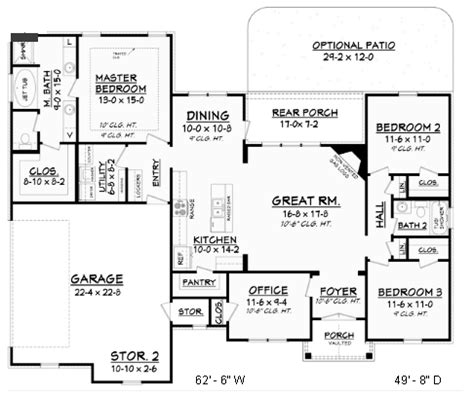 benchmark homes floor plans for sale