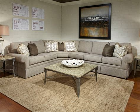 Huntington House Sectional by Huntington House Products Traditional Sectional Sofas