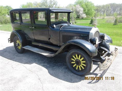 how to sell used cars 1926 chrysler imperial electronic valve timing 1926 chrysler imperial information and photos momentcar