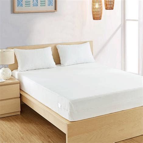 bed bug solution bargoose bed bug solution elite 12 inch deep zippered mattress cover