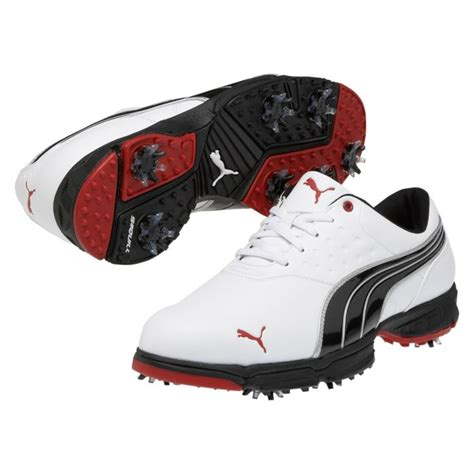 sport golf shoes mens white black at