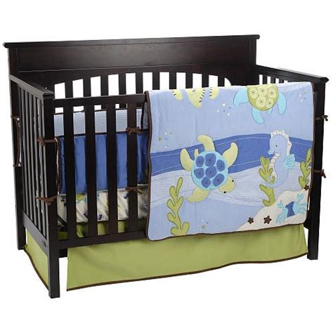 Toys R Us Crib Bedding Nojo Sea Babies 6 Crib Bedding Set