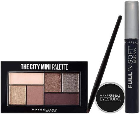 Maybelline Makeup Kit maybelline new york makeup kit palette smoke