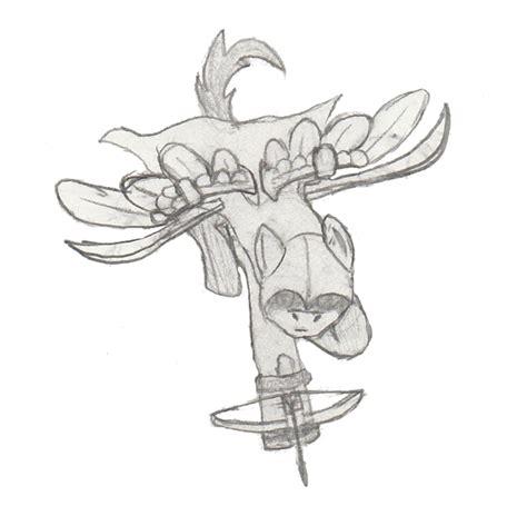 quill sketchbook quill trace sketch ponyfinder by tinkertie on deviantart