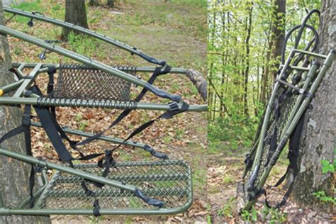 most comfortable hang on treestand comfortable climber
