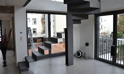 stahl haustür haust 252 r treppe design