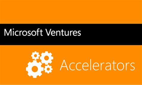Mba Ms Media Ventures by Microsoft Ventures Launches Accelerator Plus Scale Up