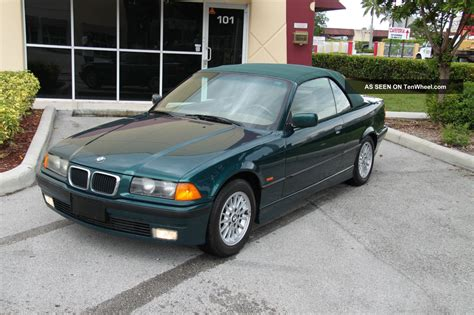 Bmw 328i 1998 by 1998 Bmw 328i Base Convertible 2 Door 2 8l