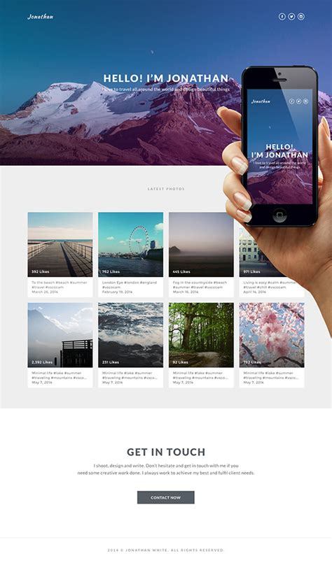 web design instagram 15 latest photoshop web design tutorials mooxidesign com