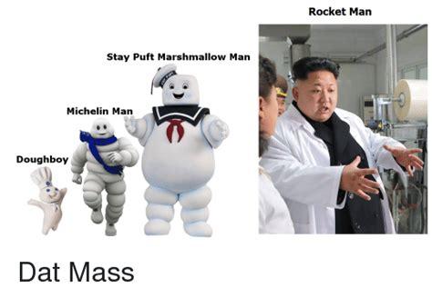 Michelin Man Meme - 25 best memes about rocket man rocket man memes