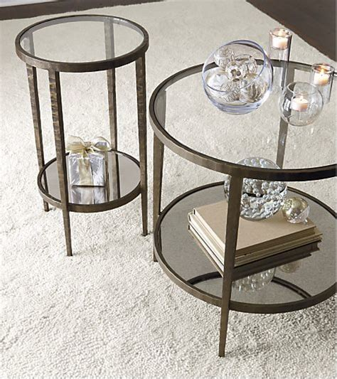 Glass Table Sets For Living Room Adorable Glass End Tables For Living Room Glass Table Sets Furniture Robertoboat