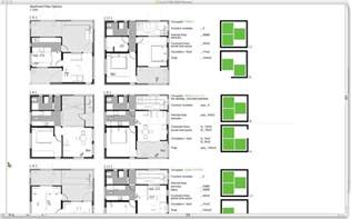 Apartment Floorplans by 12 Weeks 1 Design 049 Modular Apartment Plans
