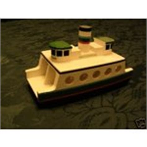 ferry boat toy wooden ferry boat toy kaleetan of washington state 02