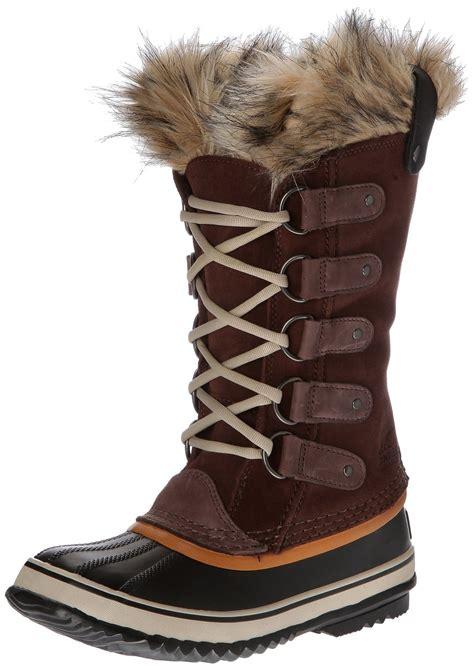 sorel womens boots joan of arctic sorel joan of arctic boot