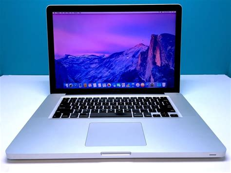 Laptop Apple Macbook Pro Bekas 15 macbook pro one year warranty apple laptop 2 53ghz intel 8gb 1tb sshd ebay