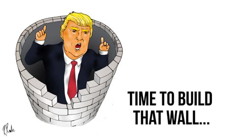 time to build time to build that wall the norwich radical