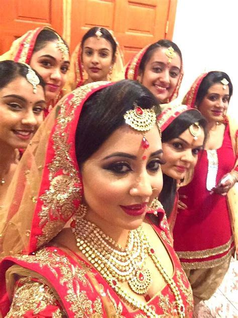 17 Best images about Punjabi Bridals and Jewellery on