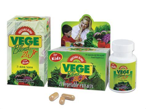 Suplemen Vegeblend Anak Sehat Solusi Balita Susah Makan Bos Arman