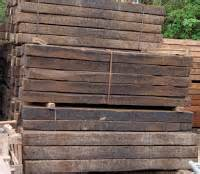How To Join Railway Sleepers Together by Rustic Diy