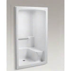 Commercial Shower Stalls Shower Bases And Walls Wayfair