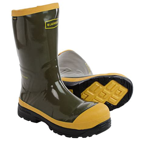 rubber work boots for lacrosse spog 12 rubber work boots for save 80