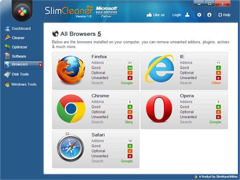 slimcleaner plus download