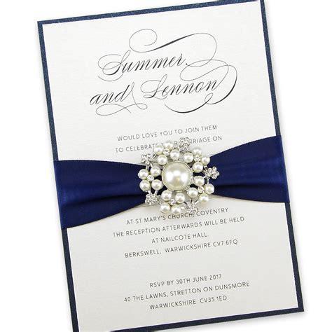 Adriana Parcel   Pure Invitation Wedding Invites
