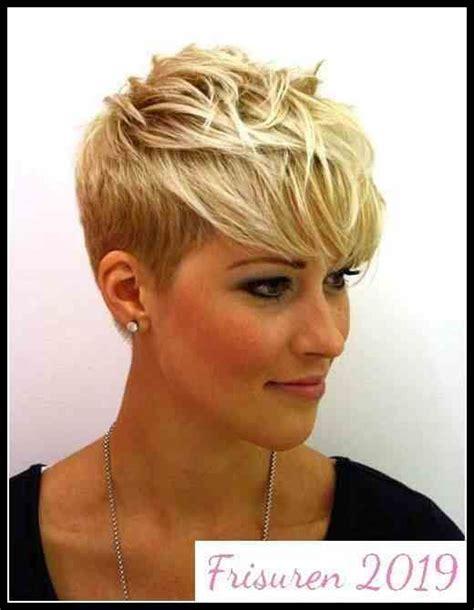 sommer kurzhaarfrisuren damen stylische frisuren
