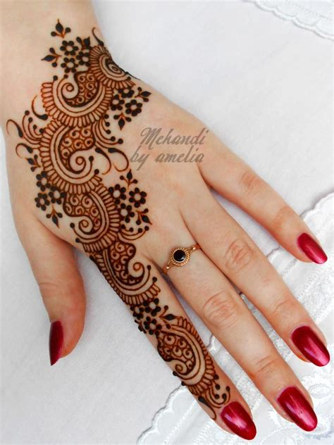 henna tattoo on hands 11 unseen arabic mehndi designs for full hands latest