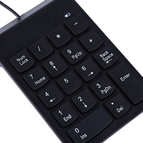 best usb key top usb 2 0 18 mini keyboard pad numpad for laptop pc