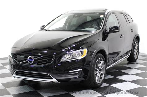 volvo  cross country certified  cross country  awd camera navi